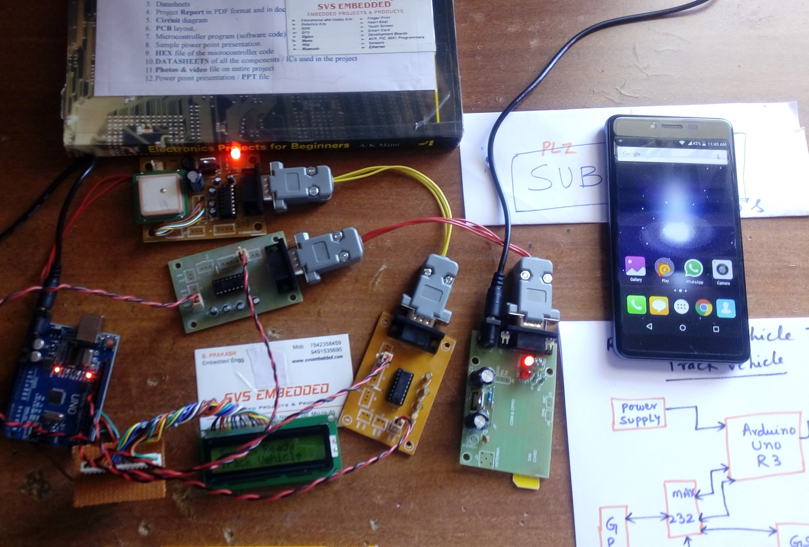 Latest Electronics Projects Ideas For Engineering Students